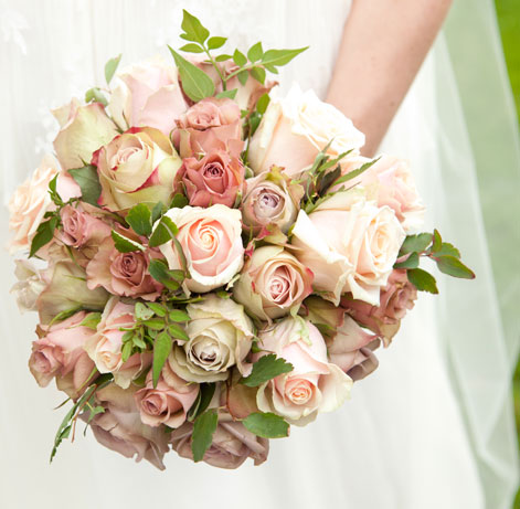 Wedding Flowers from the Port Alberni flower shop Azalea flowers & gifts