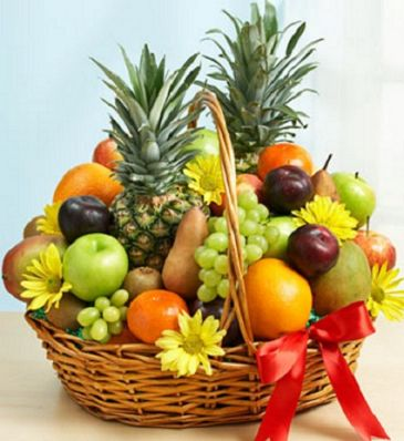 Port alberni florist flowers shops and delivery service azalea fruit basket gift basketportalbernig negle Image collections